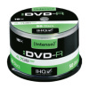 DVD-R Intenso 4,7 GB, 16x, balení 50 ks